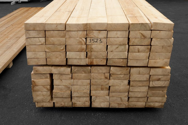 Agathis Sawn Timber ~ Runforest siberian larch sawn timber